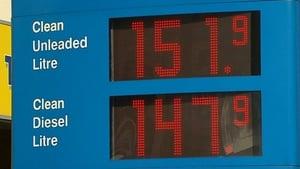 Petrol - prices still rising