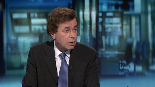 Alan Shatter - Government must stand firm
