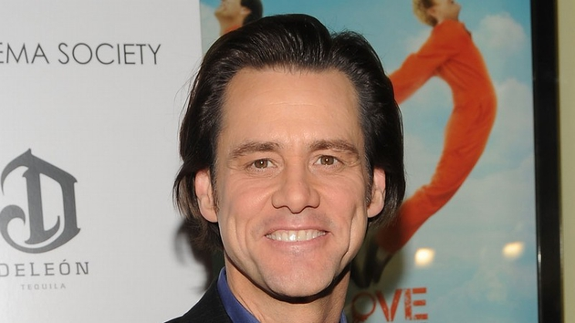 Carrey for new comedy