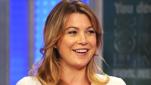 Ellen Pompeo from Grey's Anatomy