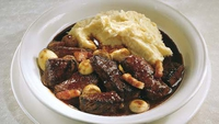Braised Beef in Irish Stout - The best recipe available using beef and stout.