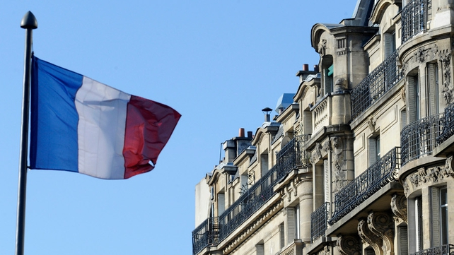 French economy posts 0% growth in second quarter