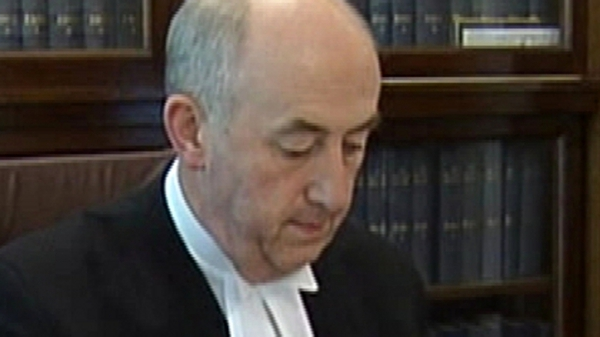 Justice Peter Kelly - NAMA taking an inordinate amount of time to make decisions