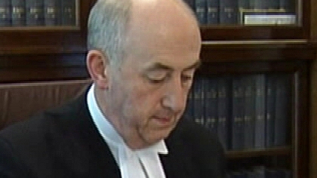 Mr Justice Peter Kelly critical of  Government's appointment of new judges