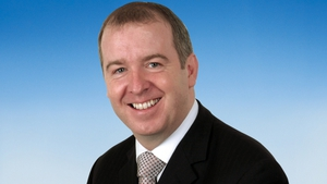 Brian Walsh represents the Galway West constituency
