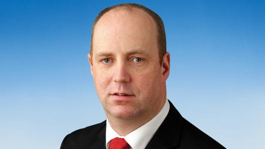 F.G. Minister Jim Daly Quits Politics