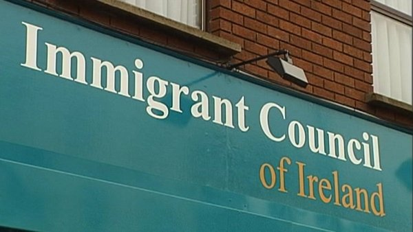 The Immigrant Council recorded 64,000 hits on its website last year