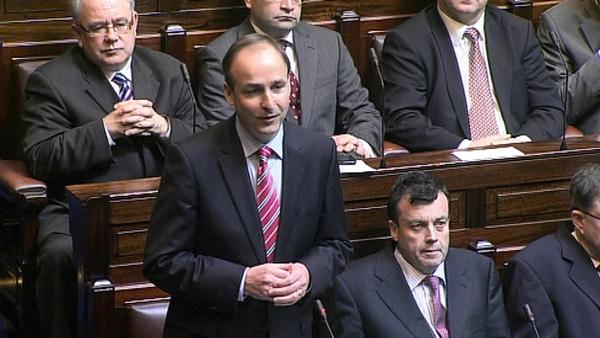 Micheál Martin - Ten candidates he wants councillors to support