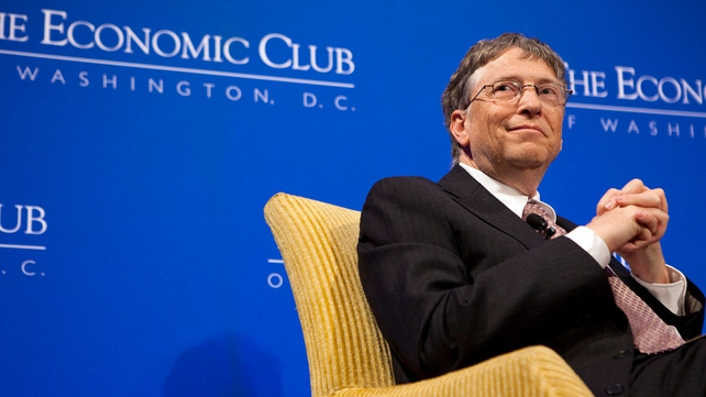 Bill Gates Forbes Bill Gates Has a Personal