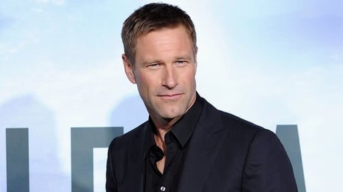 Aaron Eckhart Talked Movies On The Tubridy Show This Morning