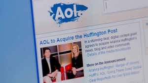 AOL boosted by higher ad sales in last three months of 2013