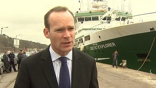 Simon Coveney - Will attend his first meeting of EU agriculture ministers