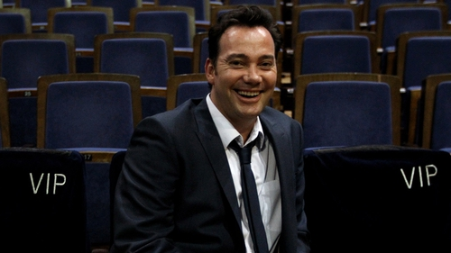 Craig Revel Horwood has a prank played on him