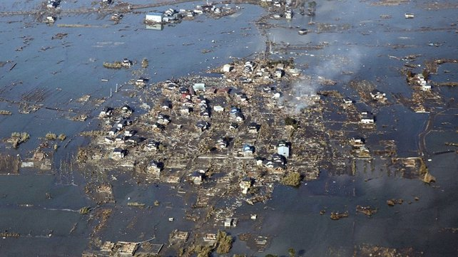 Japan - At least 1,300 may have died