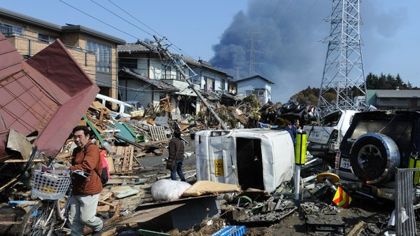 Japanese people facing massive challenges