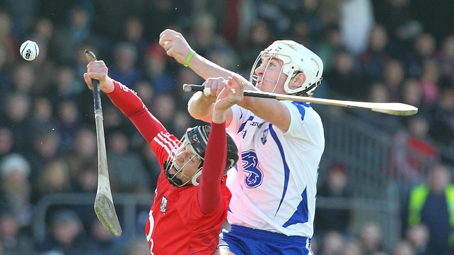 Lorcan McLoughlin starts in the full-back line for Cork