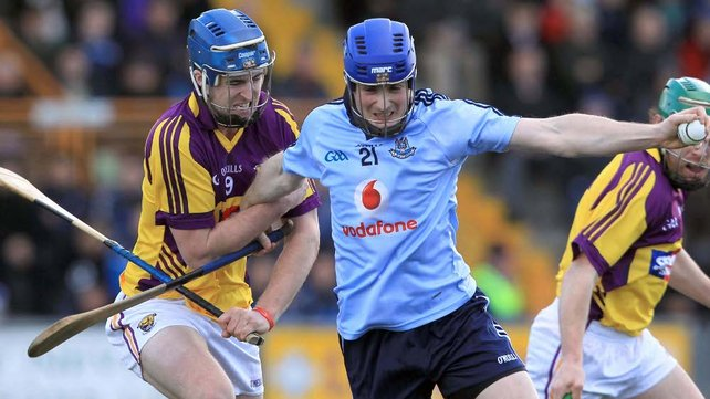 David O'Callaghan scored a first-half goal for Dublin