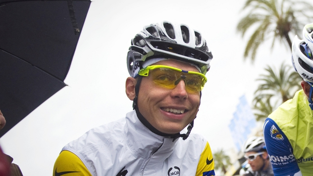 Tony Martin became only the third German to win the Race to the Sun