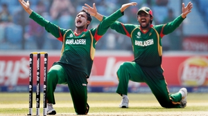 Bangladesh have started at a blistering pace in Dharamsala