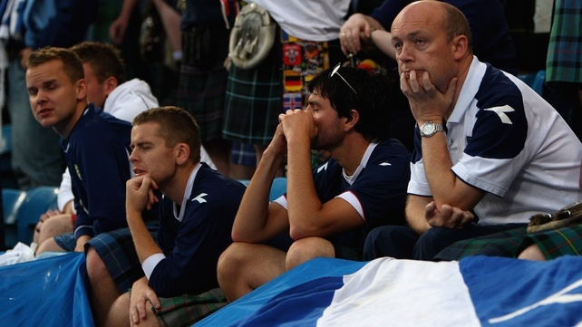 The Scottish FA believe that the Tartan Army will not be impressed to see any of their compatriots representing Team GB