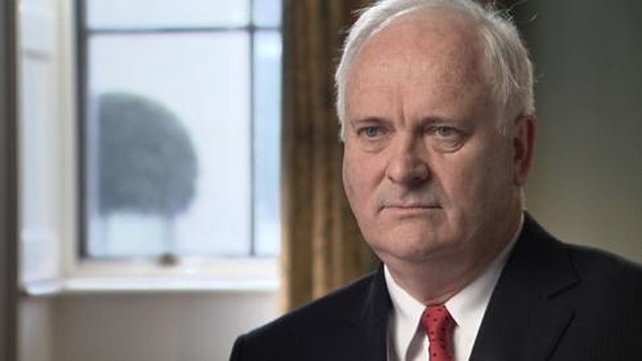 John Bruton - Taoiseach from 1994 to 1997