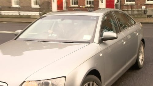 Transport - Ministers will supply their own cars and civilian drivers will be hired