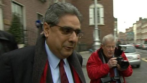Ajai Chopra - In Dublin for bailout talks