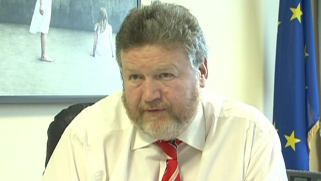 Dr James Reilly - Investigation is 'a positive development'