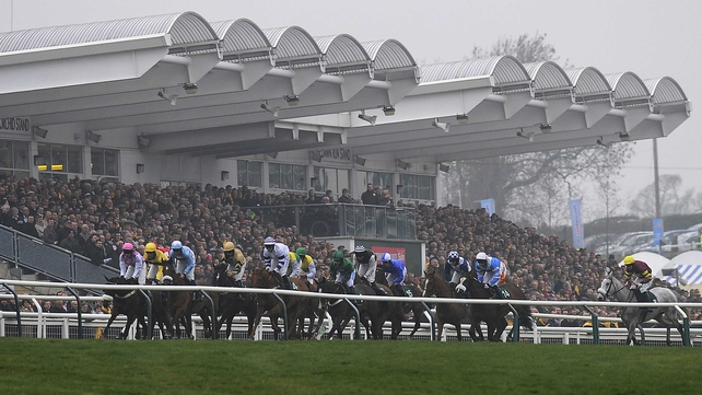 The Cheltenham card was due to feature the Dipper Novices' Chase