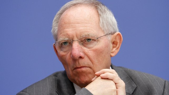 Wolfgang Schauble makes clear German doubts on increasing bail-out fund size