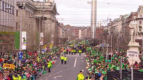St Patrick's Day - Road deaths up 50% compared to last year