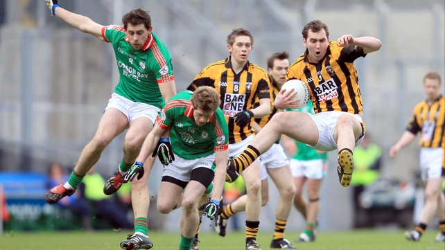 Crossmaglen Rangers are All-Ireland club champions after overcoming St Brigid's of Roscommon