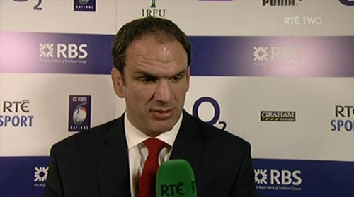 "Martin Johnson - ""What they thought was humour and a light-hearted exchange has clearly not been taken that way by Annabel, the girl involved."""