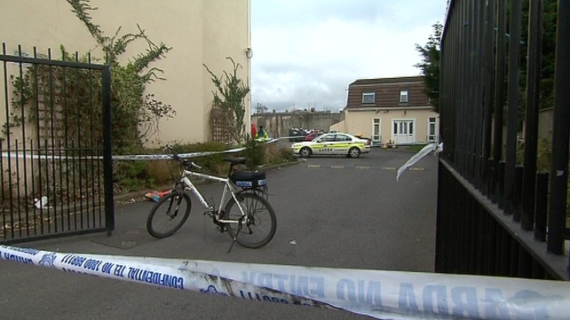David Byrne died from multiple stab wounds after being chased into the car park of Emmet Court, Inchicore