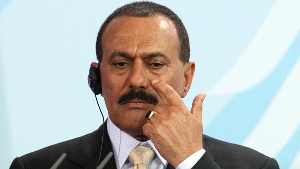 Ali Abdullah Saleh - Protestors want him to stand down