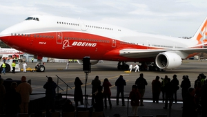 Boeing said today it expects to deliver between 810 and 815 commercial aircraft this year