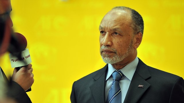 Mohamed Bin Hammam will face no FIFA bribery charges