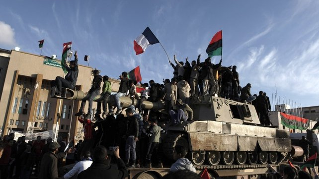 Benghazi has been the scene of much unrest since the fall of the Gaddafi regime in Libya