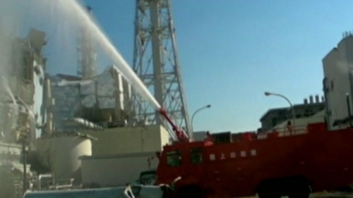 Fukushima - Water stopped from leaking into ocean