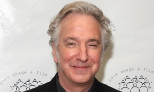 Alan Rickman passed away last month at the age of 69