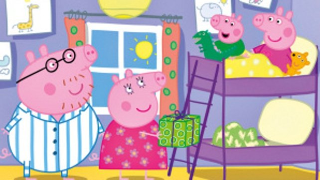 ITV eyes mega deal for Peppa Pig owners