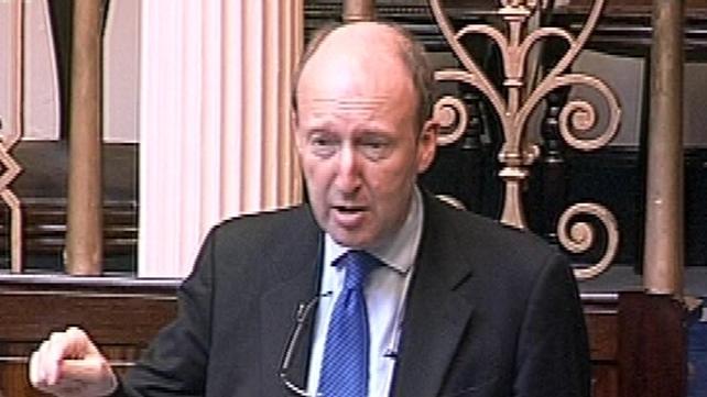 Shane Ross - 'Senior bondholders cannot believe their luck'