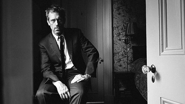 Hugh Laurie's debut album Let Them Talk is released on 6 May