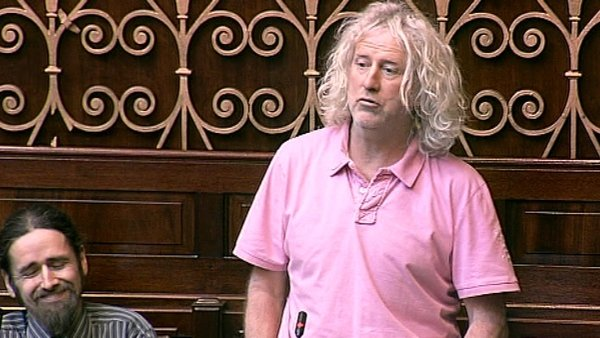 Luke 'Ming' Flanagan & Mick Wallace - Oireachtas wants new autumn look