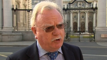 Joe O'Toole announces his resignation from Water Commission