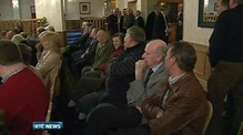 Nine News: Lowry supporters gather in Thurles