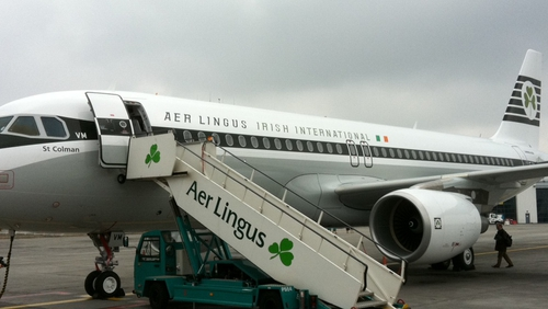 Aer Lingus - New Aircraft unveiled