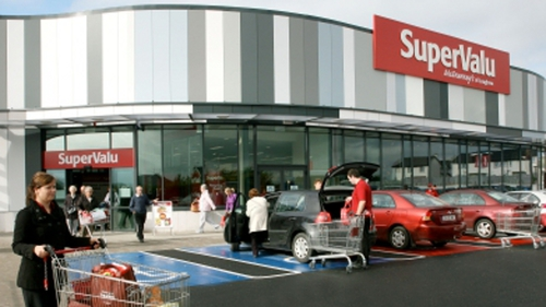 SuperValu recently widened its network of stores after the rebranding of Superquinn stores
