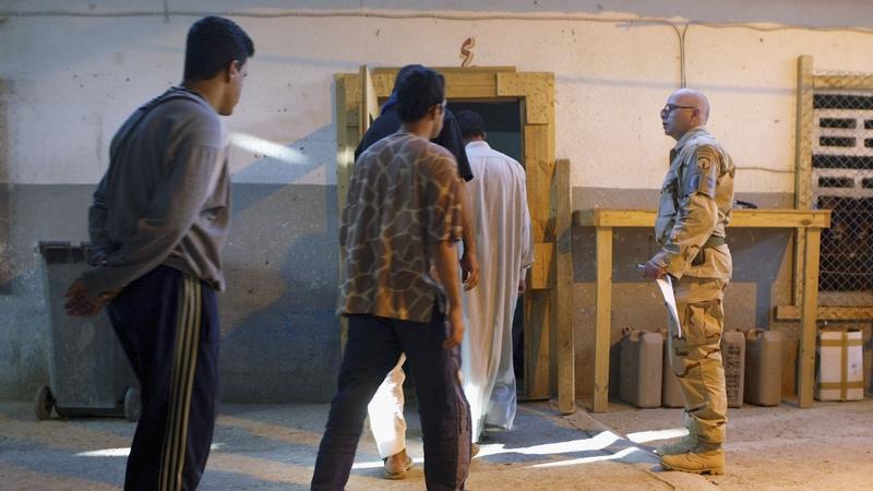 More images retrace Abu Ghraib abuses