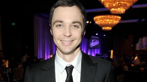 Jim Parsons: is Sheldon about to tie the knot?